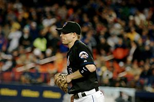 New York Mets Third Baseman David Wright