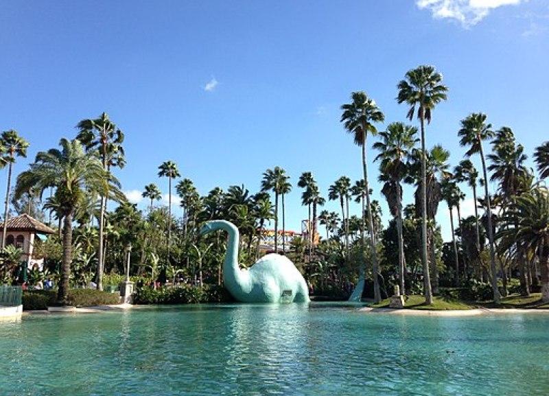 Echo Lake at Disney's Hollywood Studios
