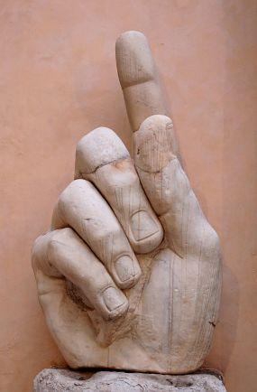 Hand Constantine Musei Capitolini MC786