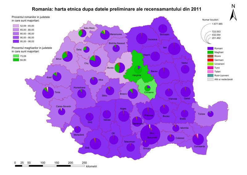 Fișier:Harta etnica 2011 JUD.png