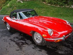 1969 E-Type SII Roadster
