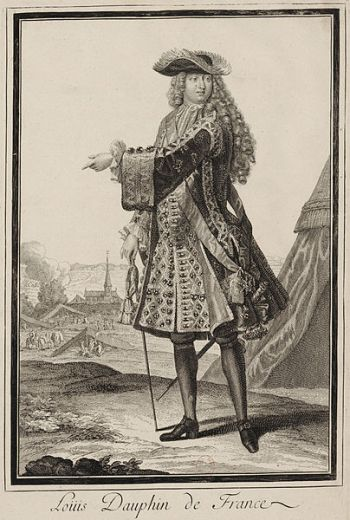 File:Louis, Dauphin de France (1661-1711) - Engraving 01.jpg