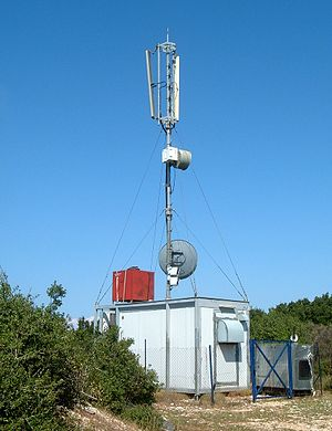Mobile base station