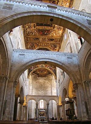 Basilica of Saint Nicholas, Bari, Apulia, Ital...