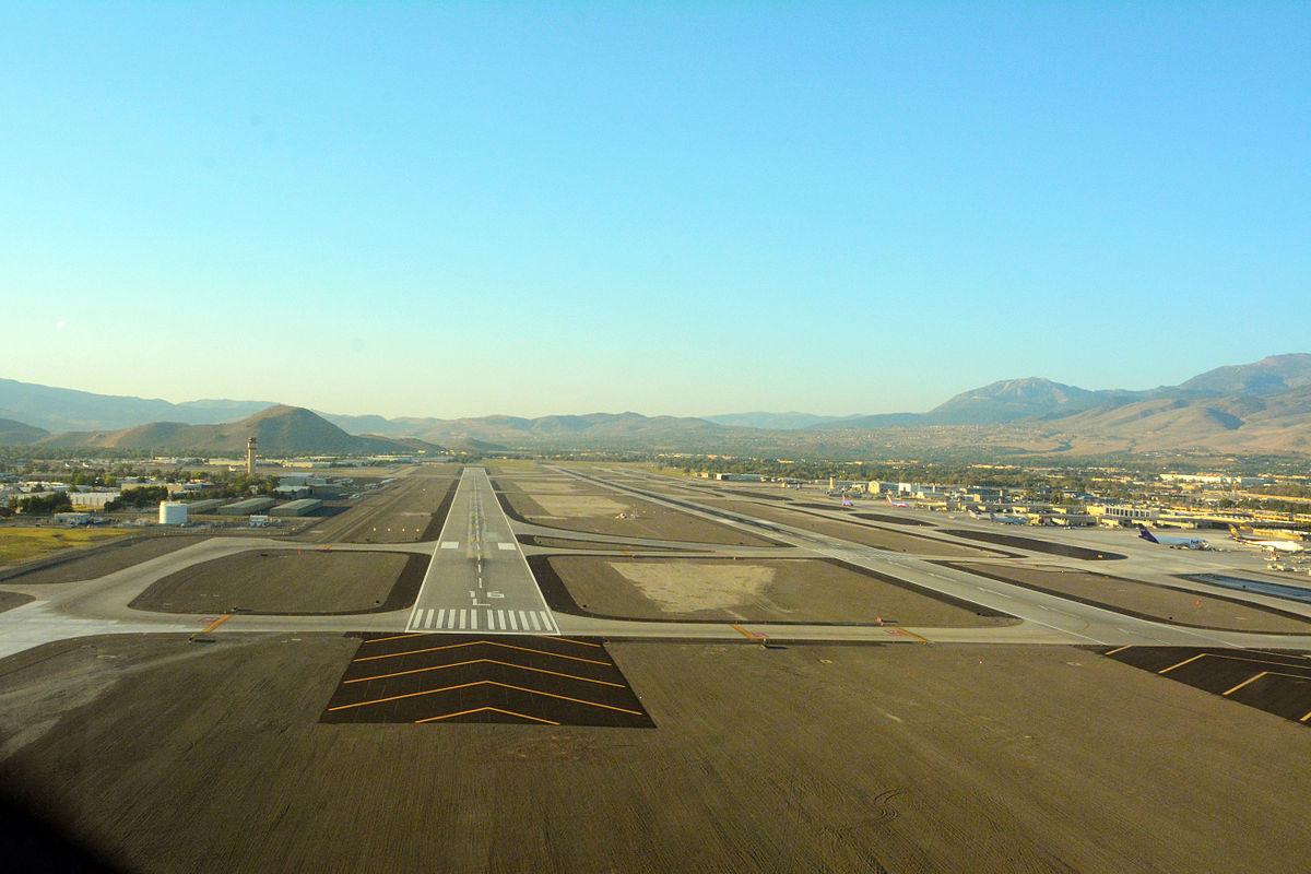 Reno Tahoe International Airport Wikipedia