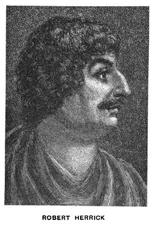 English: Robert Herrick (baptized 24 August 15...
