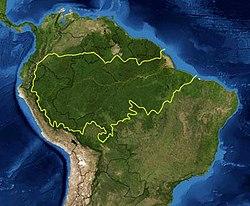 Amazonia (fuente: wikipedia)
