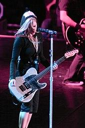 Avril Lavigne Wikipedia