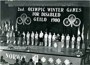 1980 Winter Paralympics Wikipedia