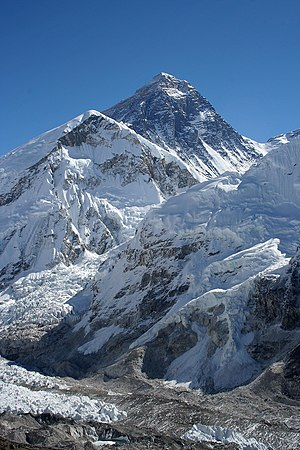 O Everest visto de Kala Patthar