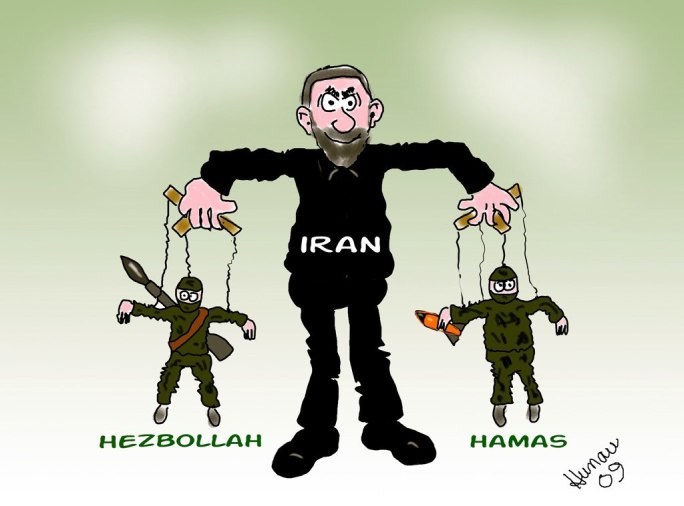 Hezbollah iran hamas
