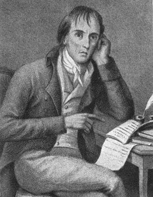Manuel Maria Barbosa du Bocage, writer from Po...