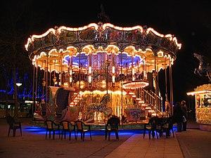 Marché de Noël à Brest