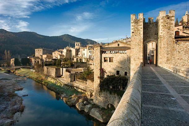 Image result for Besalú, Girona