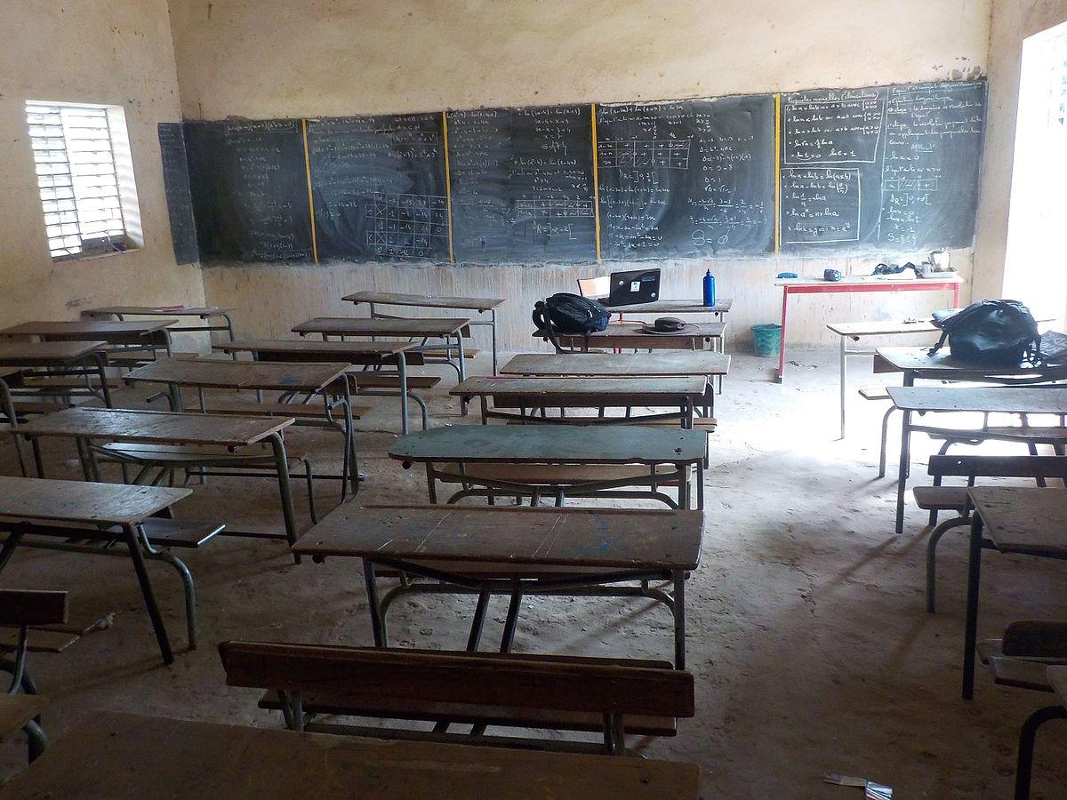 Education Newsletter September 2016 West African Schools