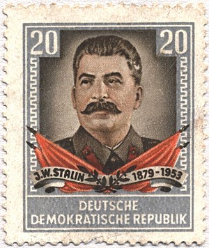 Stamp Josef Stalin 2