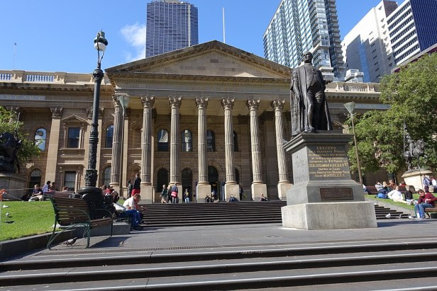 State Library of Victoria - Joy of Museums - Ext