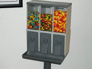 Vendstar 3000 Vending Machine at Approved Cash...