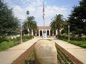 Azusa City Hall, 213 Foothill Blvd., Azusa, Ca...