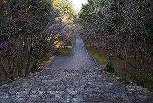 Chikurinji in Kochi, Kochi prefecture, Japan