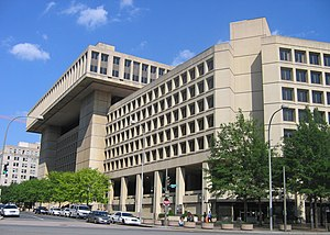 J. Edgar Hoover FBI building - headquarters