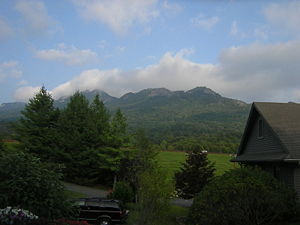 English: Grandfather Mountain