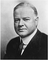 Image result for 1928 – Herbert Hoover is elected the 31st President of the United States.