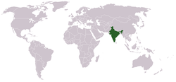 Lokasi India