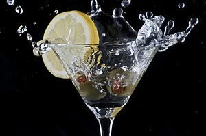 Martini Spash