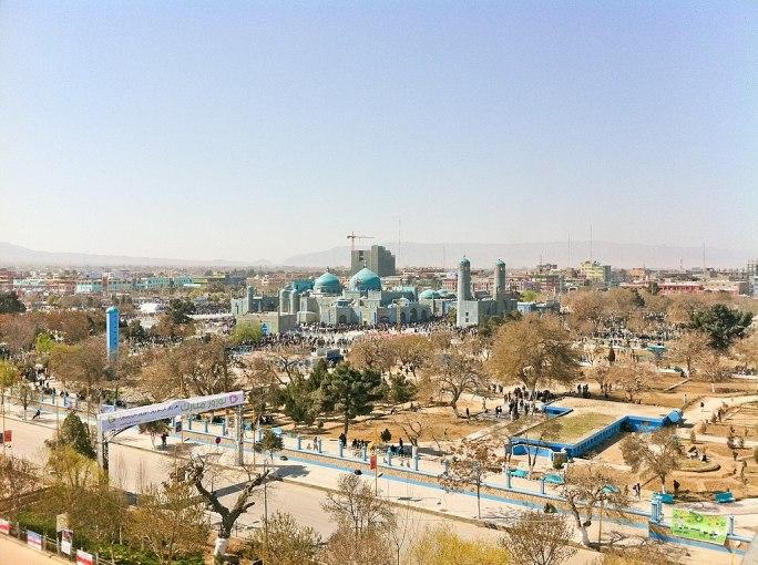 Nowruz in northern Afghanistan-2011