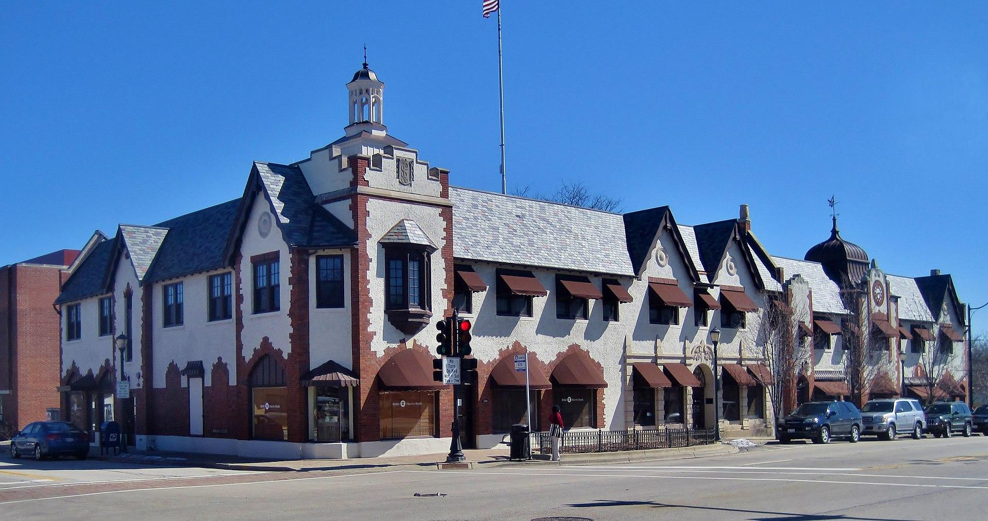 Green Lake Township Michigan