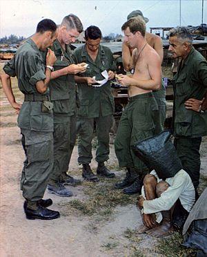 Vietnam War (1955 - 1975)