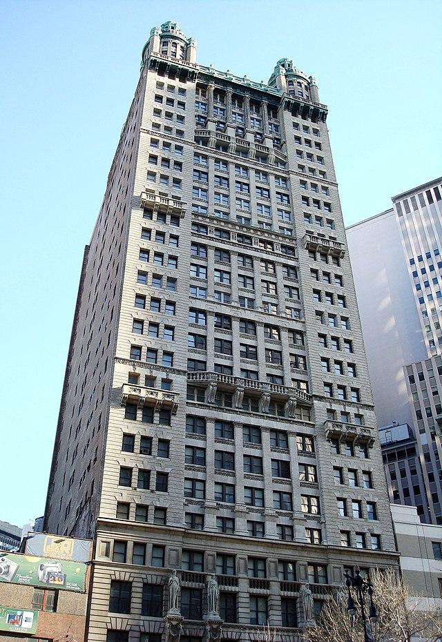 Edificio Park Row