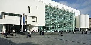English: Barcelona Museum of Contemporary Art ...