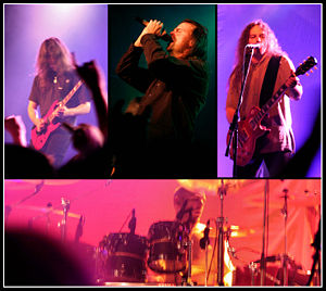Blind Guardian; Paris 1. Oct 2006