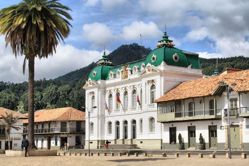 Centro Urbano de Zipaquirá