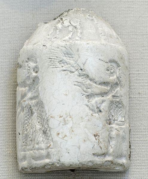 File:Cylinder seal king Louvre AO6620 n2.jpg