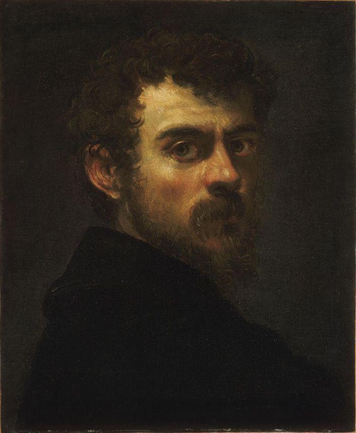 Jacopo Tintoretto - Self-Portrait - WGA22672