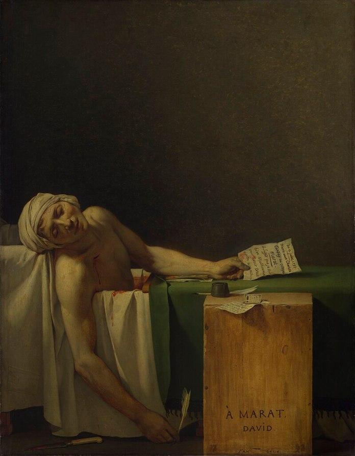 Jacques-Louis David - Marat assassinated - Google Art Project 2.jpg