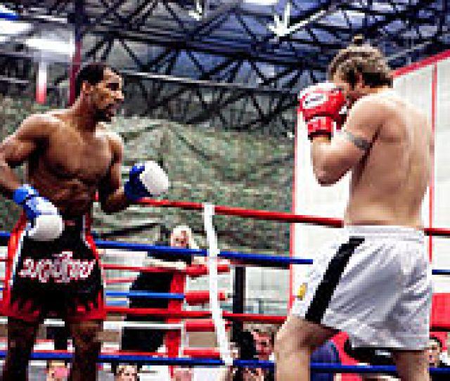 Muay Thai Championship Boxing Match In Sterling Va