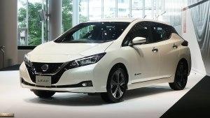 Nissan Leaf  Wikipedia