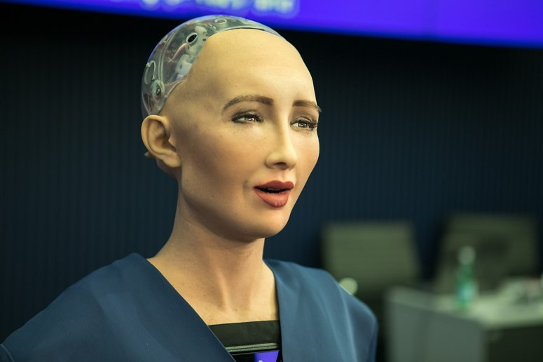 Sophia - World's First Humanoid Robot Citizen