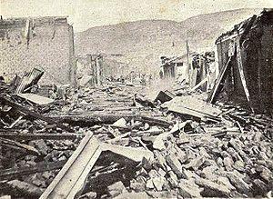 1968 Dasht-e Bayaz and Ferdows earthquake