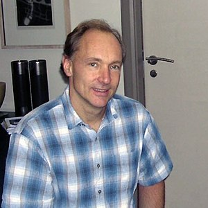 Tim Berners-Lee at a Podcast Interview