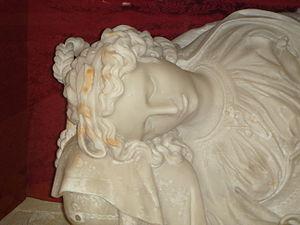 Gregorio Tedeschi, Saint Lucy, a 1634 statue i...