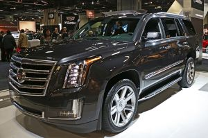 Cadillac Escalade  Wikipedia