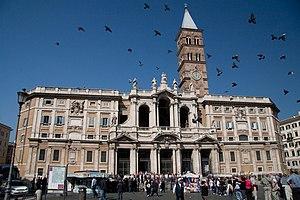 The Basilica di Santa Maria Maggiore is a chur...