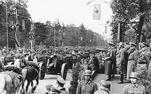 Warsaw during World War II: