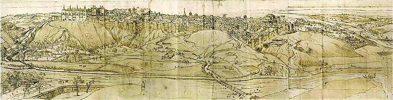 Vista de Madrid 1562