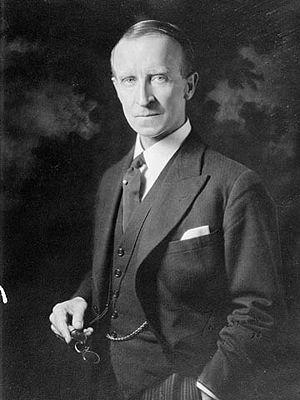 A photo of John Buchan (26/08/1875 - 11/02/194...